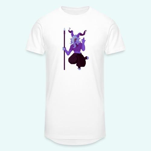 666 - T-shirt long Homme