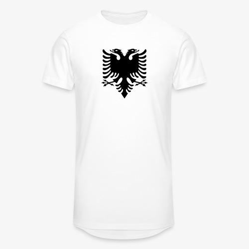 Shqiponja - das Wappen Albaniens - Männer Urban Longshirt