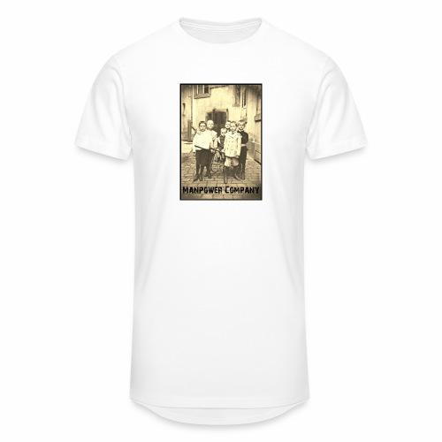 Manpower Company - Männer Urban Longshirt