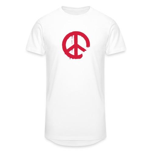 PEACE - Männer Urban Longshirt