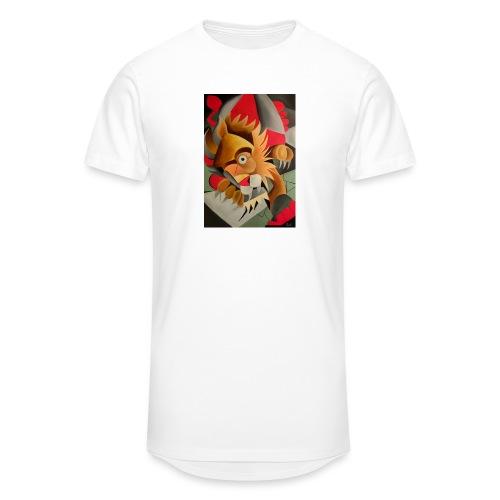leone - Maglietta  Urban da uomo