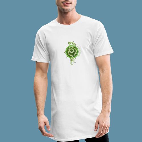 Jormungand logo png - Maglietta  Urban da uomo