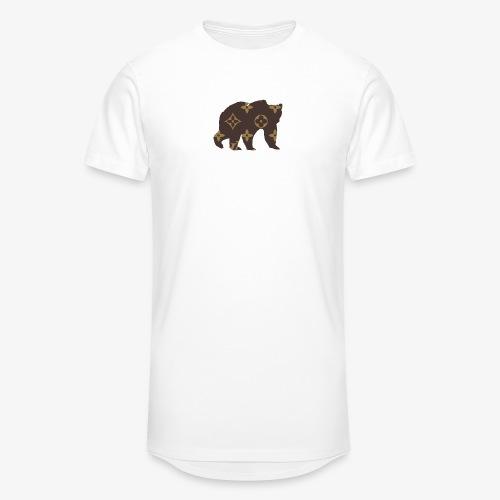 alouci x lv - Urban lång T-shirt herr