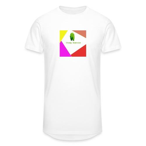 Study Android - Camiseta urbana para hombre