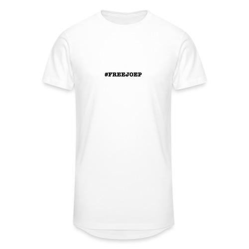 #freejoep t-shirt - Mannen Urban longshirt