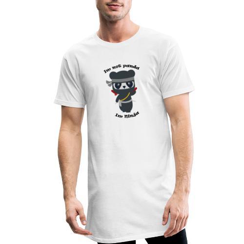 Non sono un Panda - Maglietta  Urban da uomo