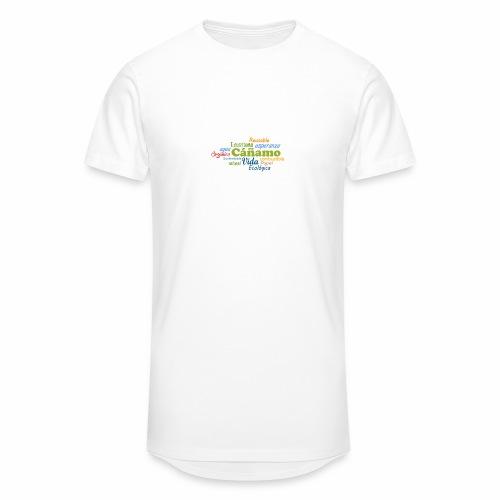 Cáñamo Sustentable - Camiseta urbana para hombre