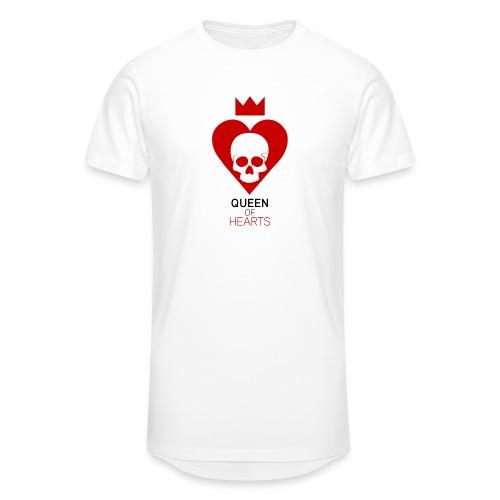 Tee shirt manches longues Reine des Coeurs - T-shirt long Homme