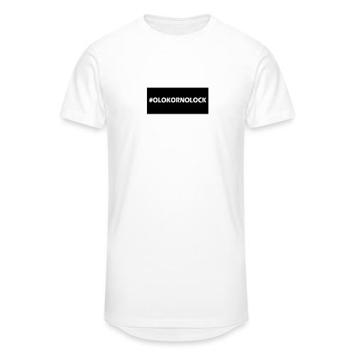 #OLOKORNOLOCK - Urban lång T-shirt herr