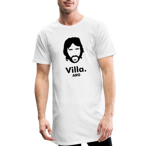 Villa - Men's Long Body Urban Tee