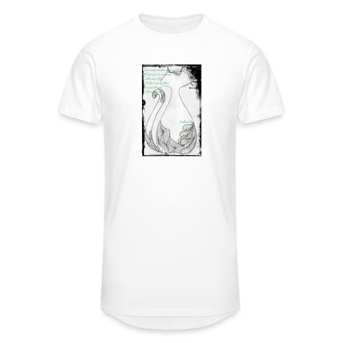 Gatto elegante 2 - Maglietta  Urban da uomo