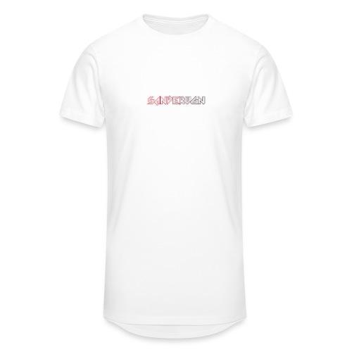 logoshirts - Mannen Urban longshirt