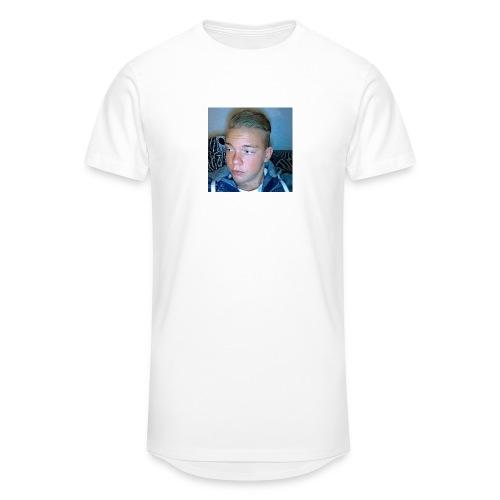 Fan Tröja - Urban lång T-shirt herr