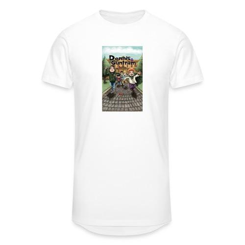 DuG-Band1-Kurztitel - Männer Urban Longshirt