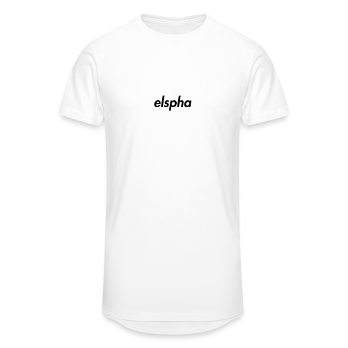 elspha - Men's Long Body Urban Tee