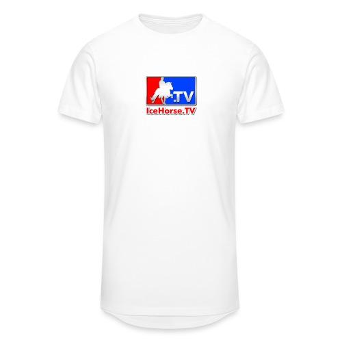 IceHorse logo - Men's Long Body Urban Tee