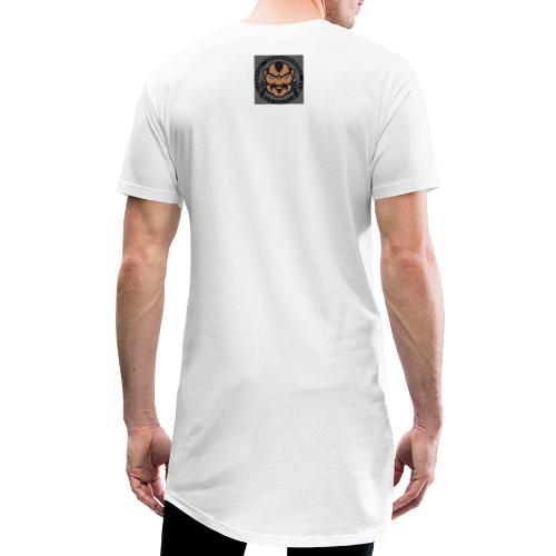 Khan - Urban lång T-shirt herr