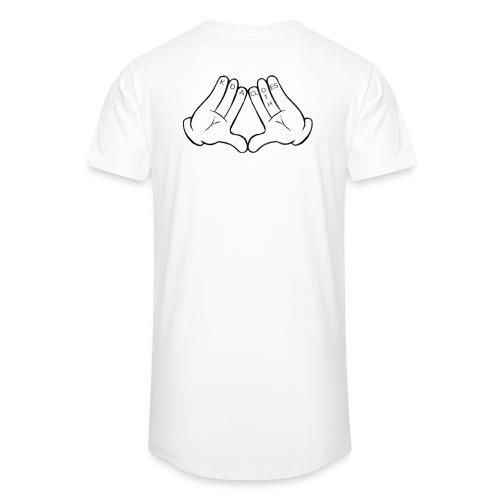 KDA logo chemise 1er - T-shirt long Homme