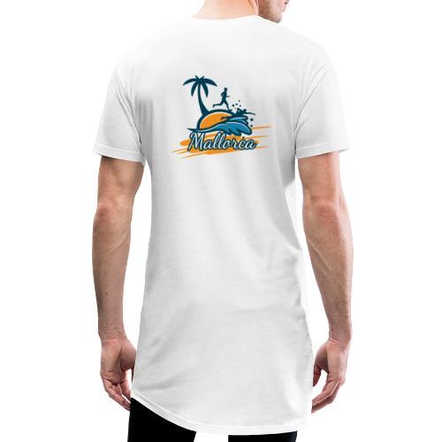 Joggen auf Mallorca - Sport - sportlich - Jogging - Männer Urban Longshirt