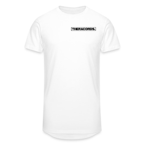 Theracords_logo_black_TP - Mannen Urban longshirt