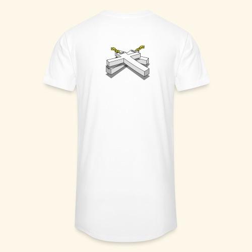 Gold Crosses - Maglietta  Urban da uomo