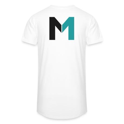 Logo M - Männer Urban Longshirt
