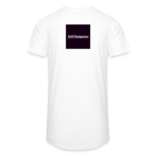 XXXTentacion T-Shirt - Men's Long Body Urban Tee