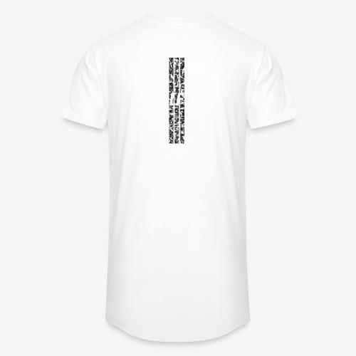 LF camo stripes - Urban lång T-shirt herr