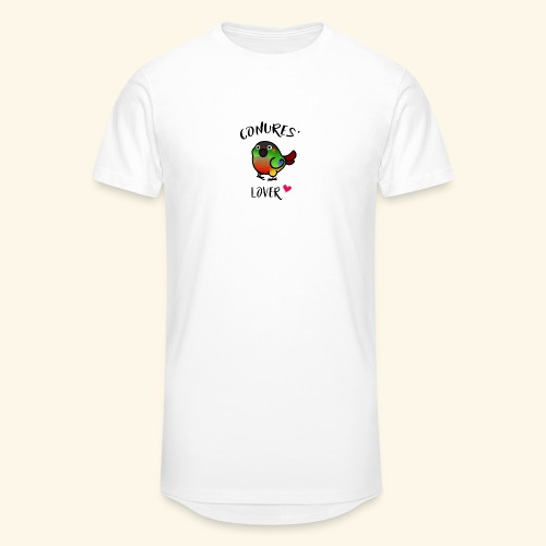 Conures' Lover: opaline - T-shirt long Homme