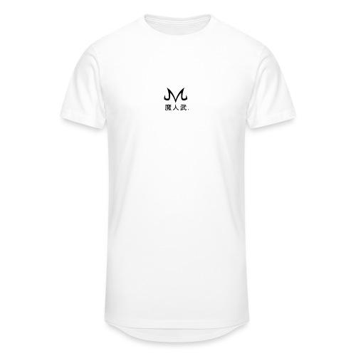 majin logo shirt - Mannen Urban longshirt