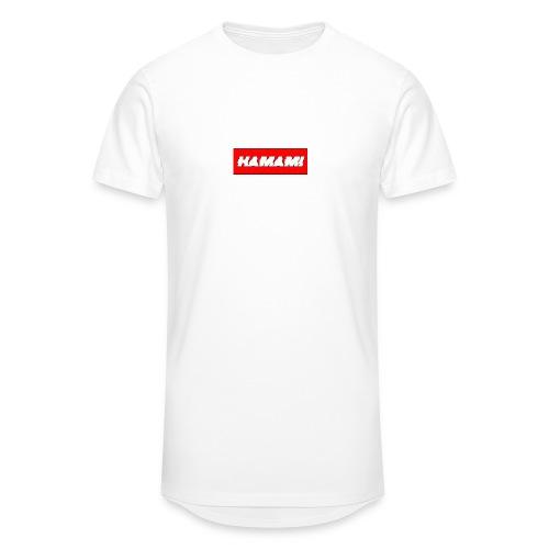 HAMAMI - Maglietta  Urban da uomo