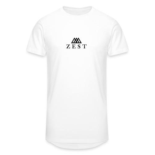 ZEST ORIGINAL - Men's Long Body Urban Tee