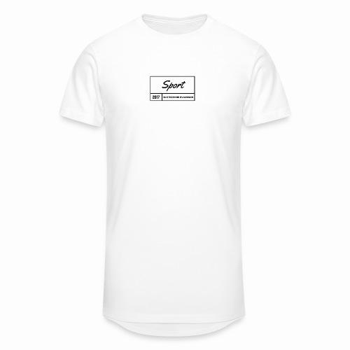 Schtephinie Evardson Sporting Wear - Men's Long Body Urban Tee