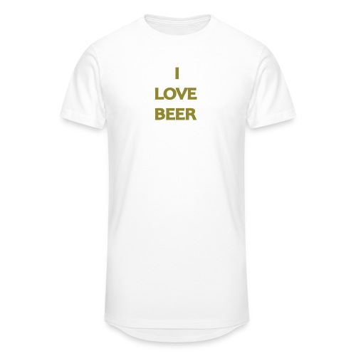 I LOVE BEER - Maglietta  Urban da uomo