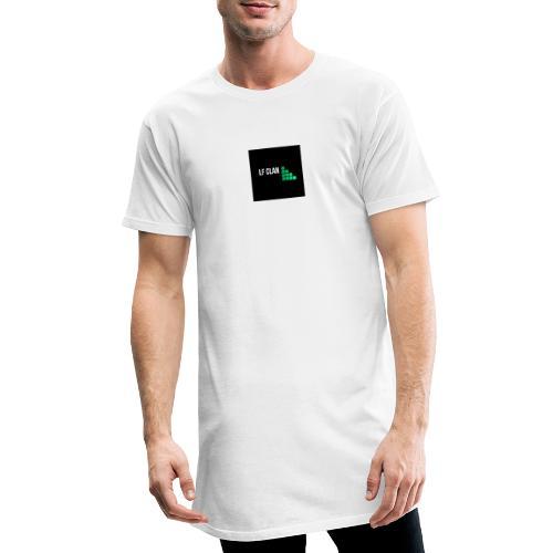 LF CLAN - Urban lång T-shirt herr