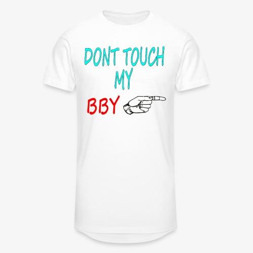 DONT TOUCH MY BBY - Camiseta urbana para hombre