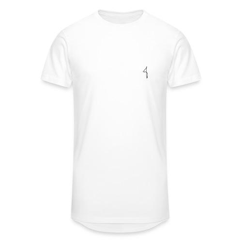 Clothing Image finish gif - Men's Long Body Urban Tee