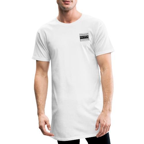 Straight Outta Quarantaine - Männer Urban Longshirt