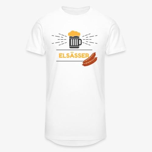 ELSÄSSER - T-shirt long Homme