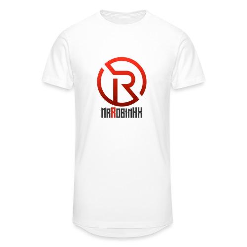 MrRobinhx - Urban lang T-skjorte for menn