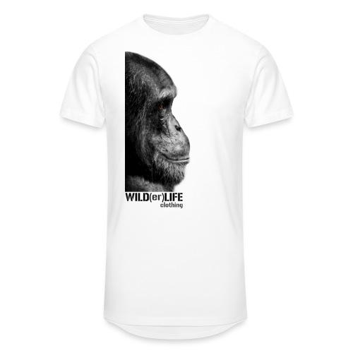 Soul Chimp - Men's Long Body Urban Tee