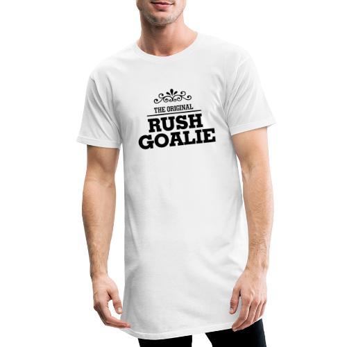 The Original Rush Goalie - Men's Long Body Urban Tee