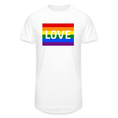 LOVE SHIRT - Herre Urban Longshirt