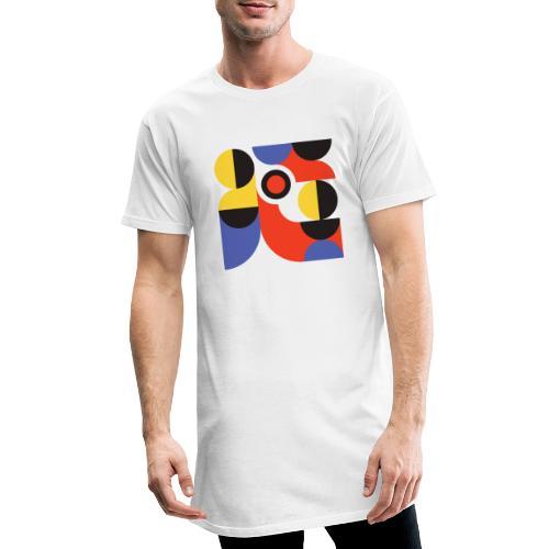 Bauhaus no 1 - Herre Urban Longshirt