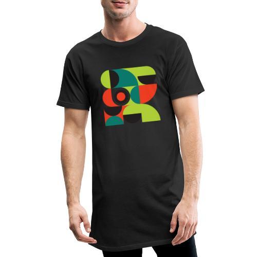 Bauhaus no 2 - Herre Urban Longshirt