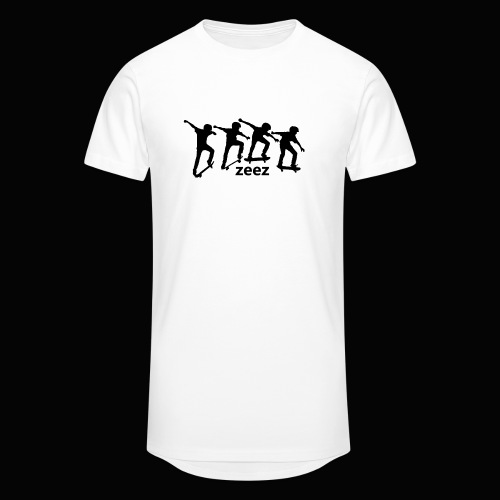 zeez skate - T-shirt long Homme