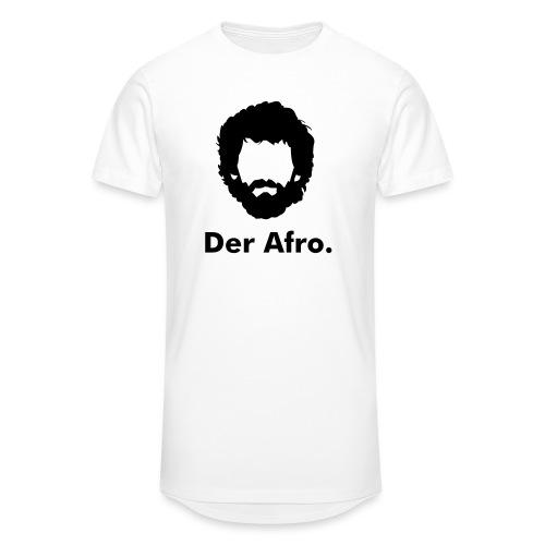 Der Afro - Men's Long Body Urban Tee