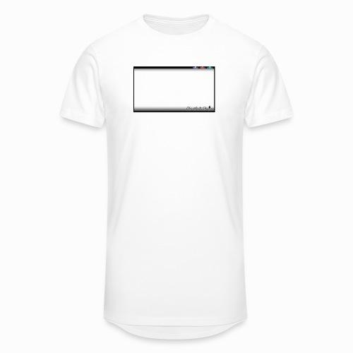 The Scots Review GO LIVE! Logo - Men's Long Body Urban Tee