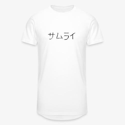 SAMURAI. - T-shirt long Homme