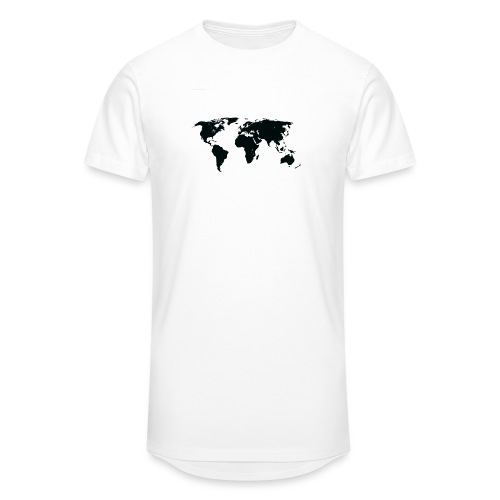 World - Herre Urban Longshirt